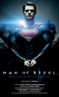 Man of Steel: The Official Movie Novelization 9781781166000
