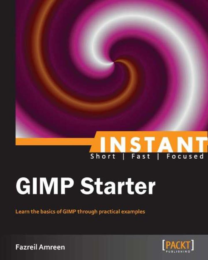 Instant GIMP Starter