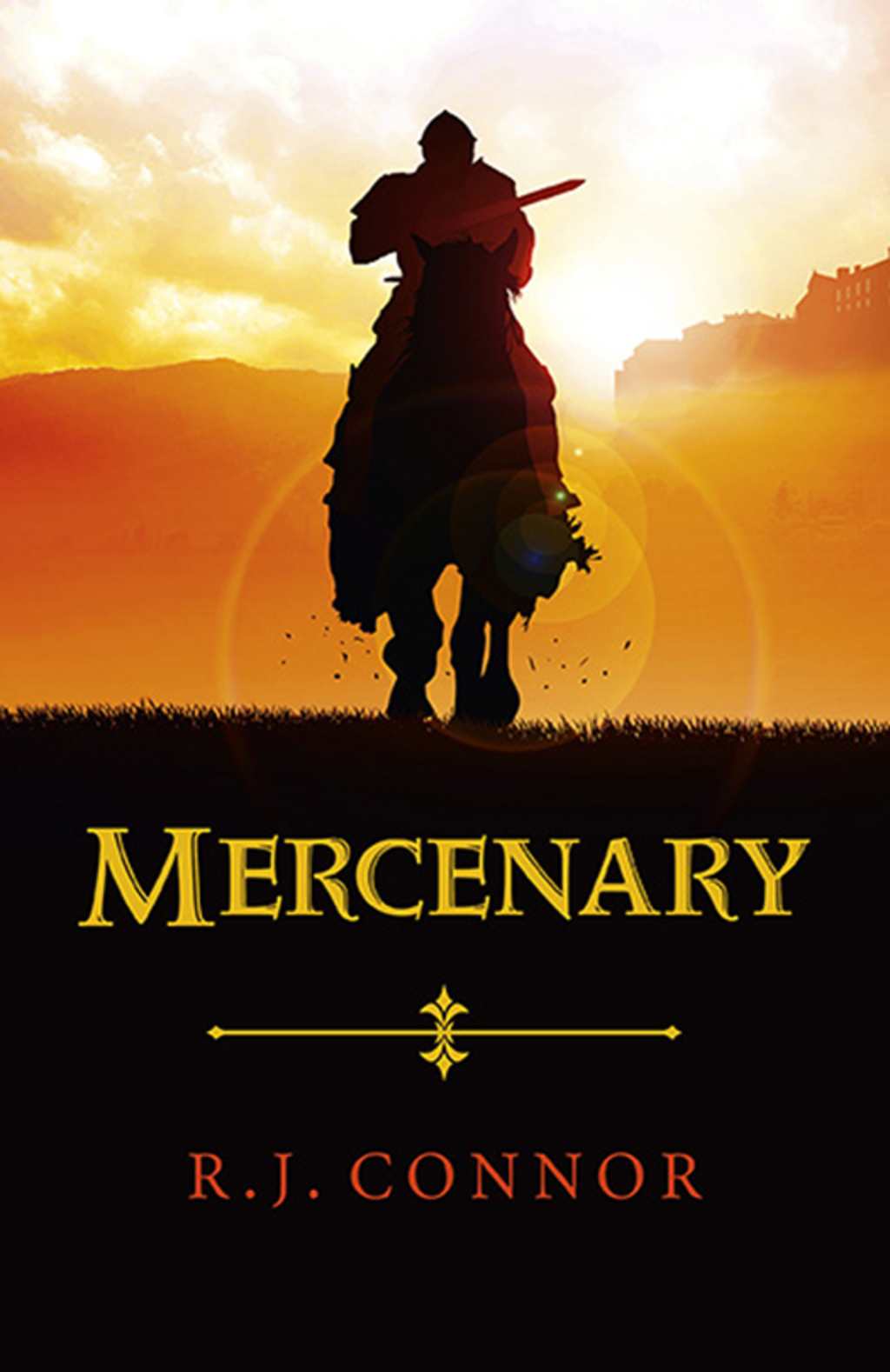 Mercenary: Longsword Saga Book 1 (eBook)