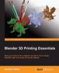 Blender 3D Printing Essentials (9781783284603) photo