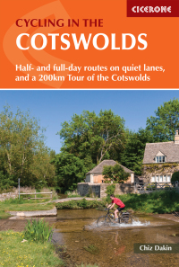 Cycling in the Cotswolds              by             Chiz Dakin