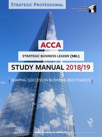 ACCA SBL Study Manual 2018/19