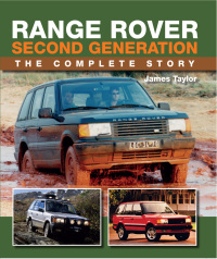 Range Rover Second Generation              by             James Taylor