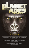 Planet of the Apes Omnibus 2 9781785653926