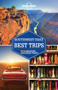 Lonely Planet Southwest USA's Best Trips 9781787012417