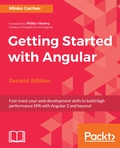 Getting Started with Angular - Second Edition 9781787121294