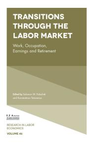 Transitions through the Labor Market              by             Solomon W. Polachek