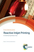Reactive Inkjet Printing (9781788010511) photo