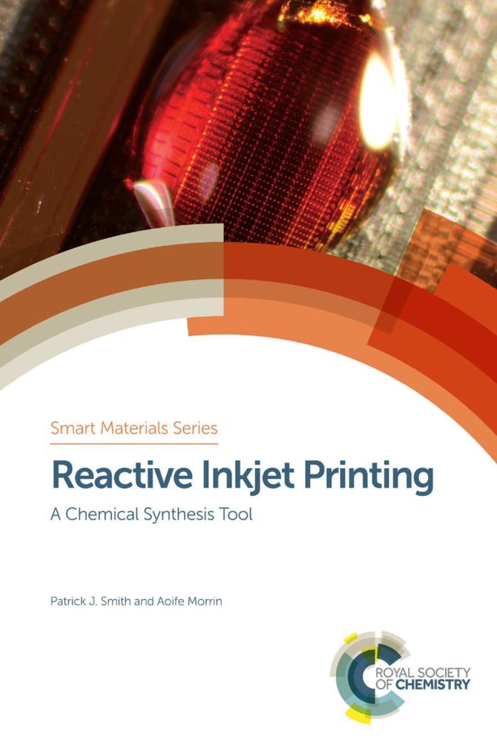 Reactive Inkjet Printing (eBook) (9781788013505) photo