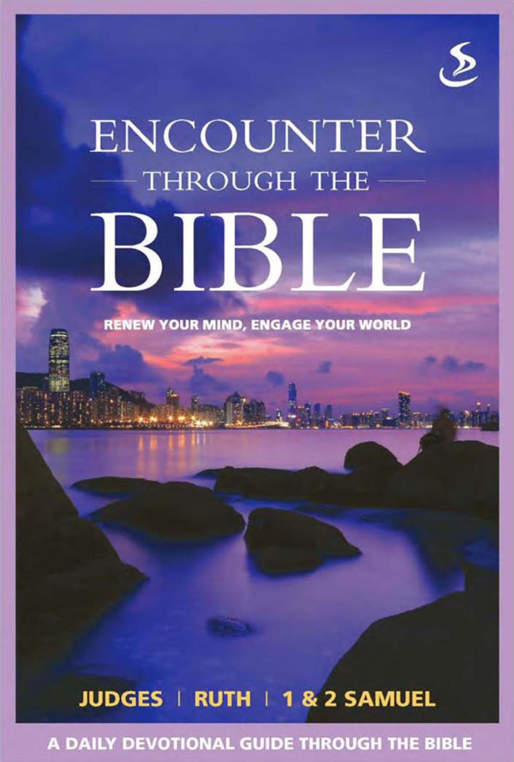 Encounter through the Bible - Judges - Ruth - 1&2 Samuel (eBook)