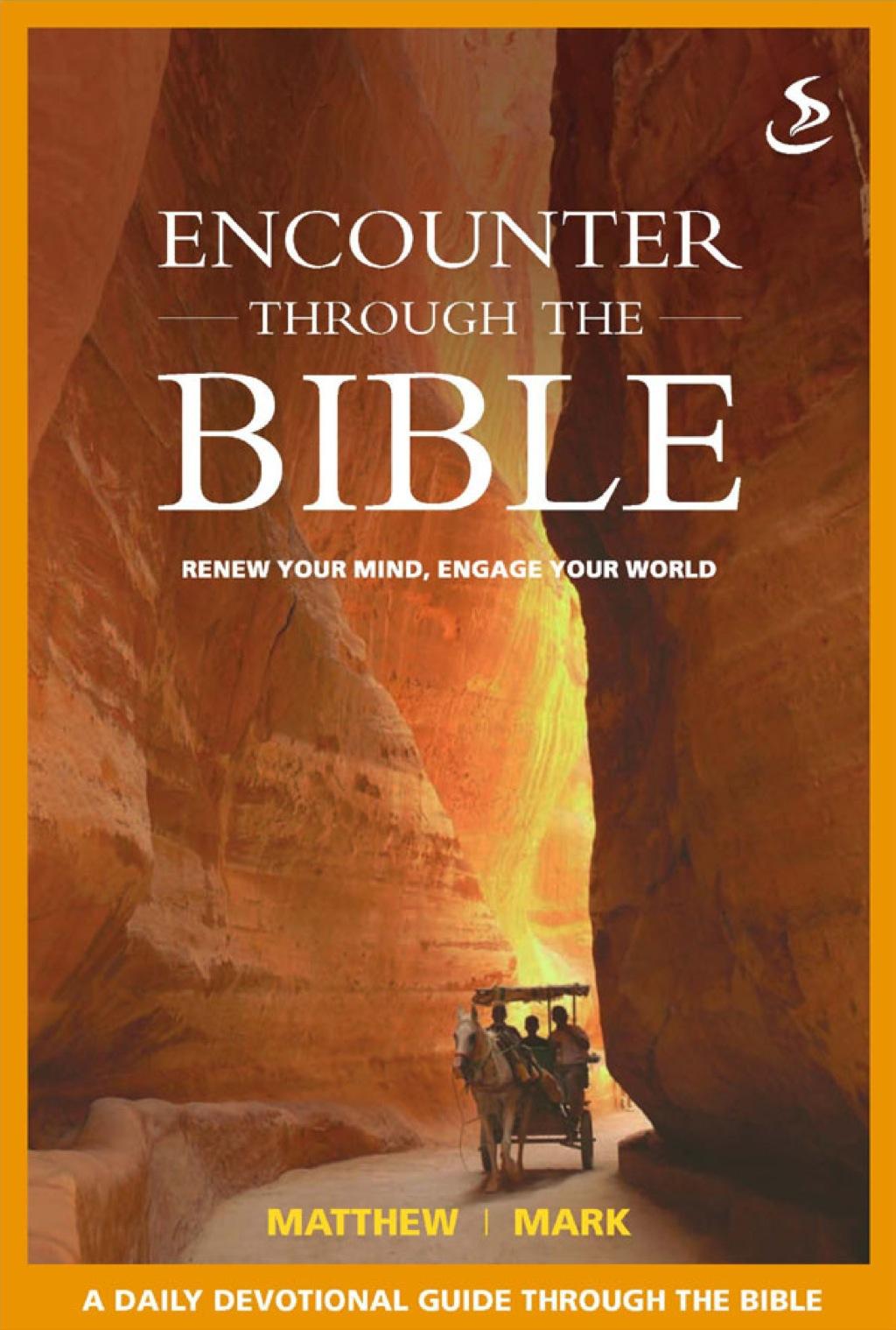 Encounter through the Bible - Matthew - Mark (eBook)