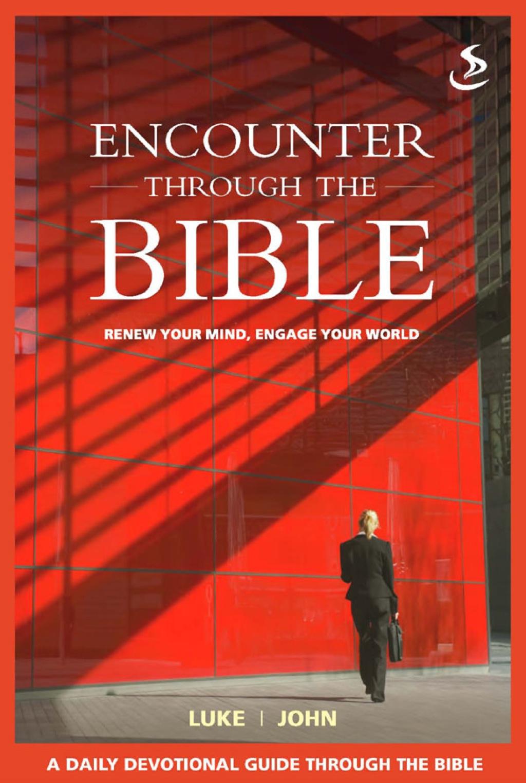 Encounter through the Bible - Luke - John (eBook)