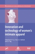 Innovation and Technology of Women's Intimate Apparel 9781845690465