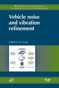 Vehicle Noise and Vibration Refinement 9781845694975