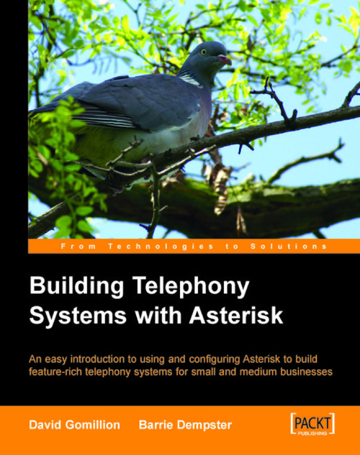 Building Telephony Systems With Asterisk