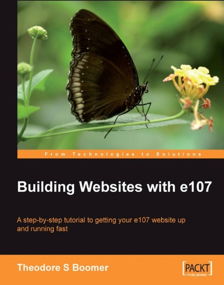 Building Websites with e107