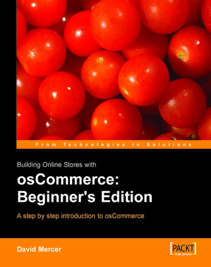 Building Online Stores with osCommerce: Beginner Edition