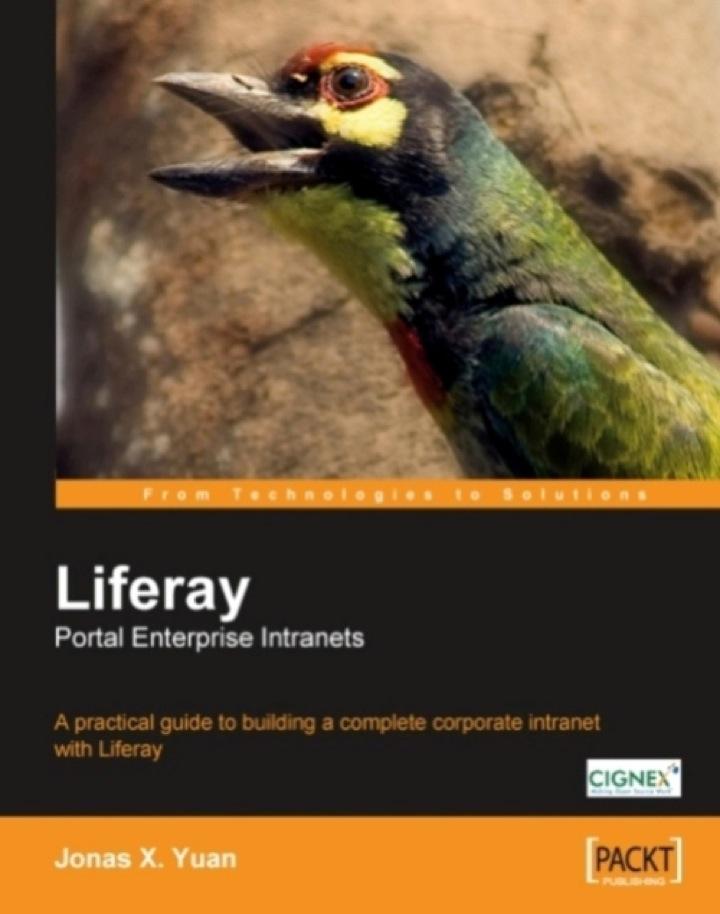 Liferay Portal Enterprise Intranets