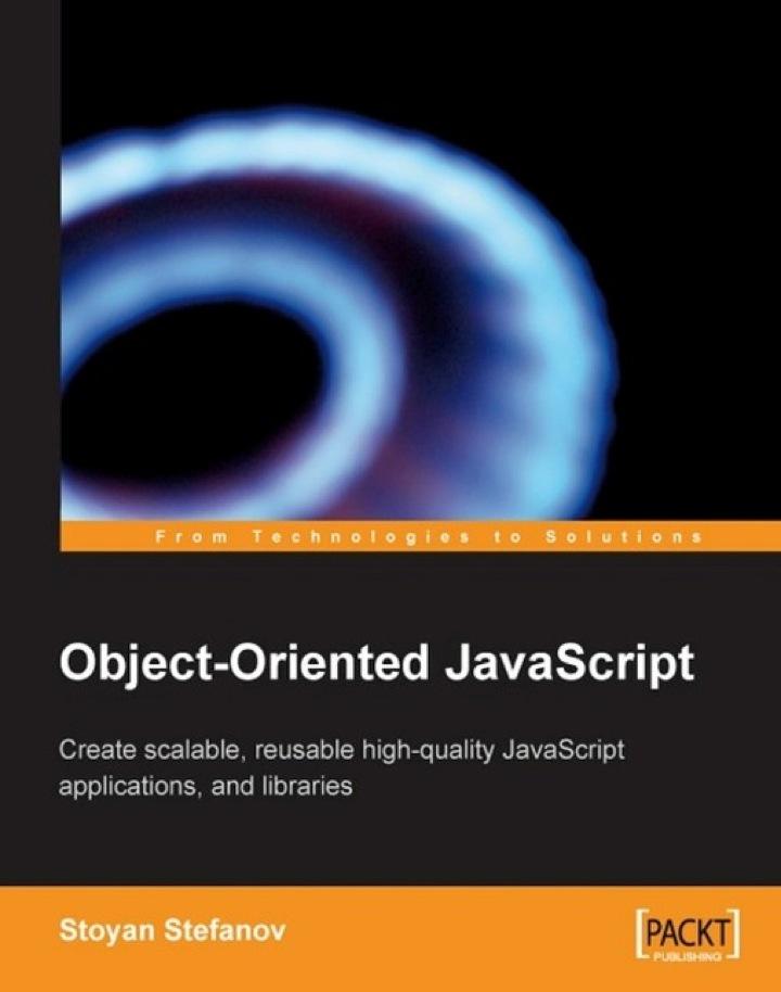 Object-Oriented JavaScript