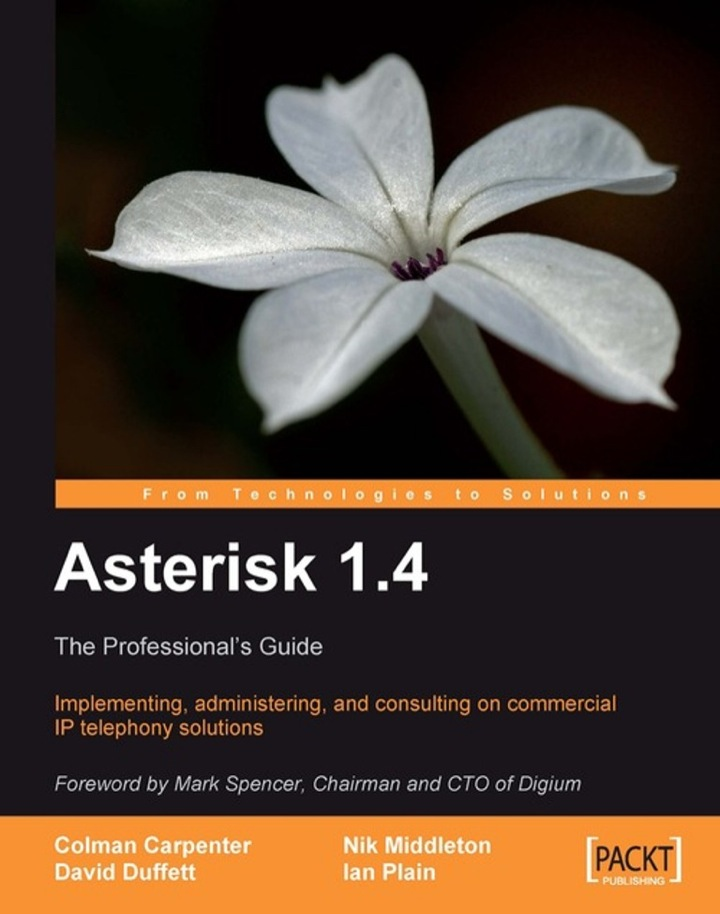 Asterisk 1.4 : The Professional's Guide