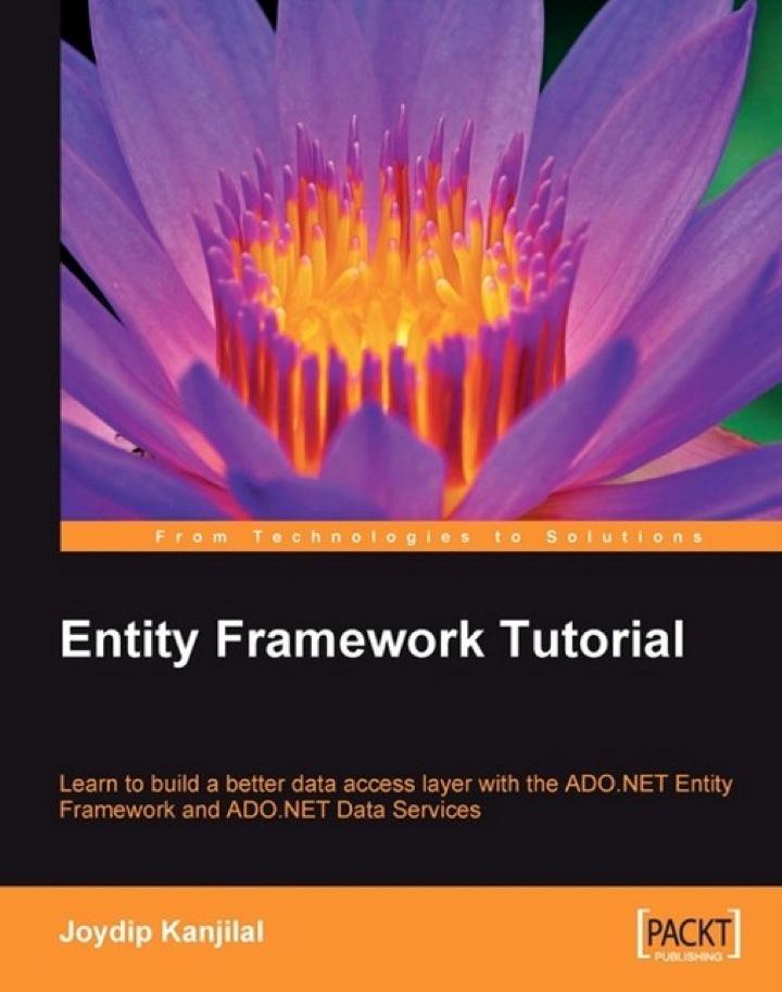 Entity Framework Tutorial