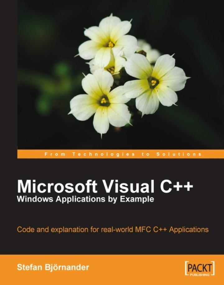 Microsoft Visual C   Windows Applications by Example