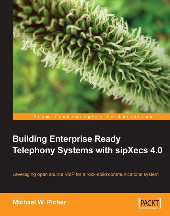 Building Enterprise Ready Telephony Systems with sipXecs 4.0