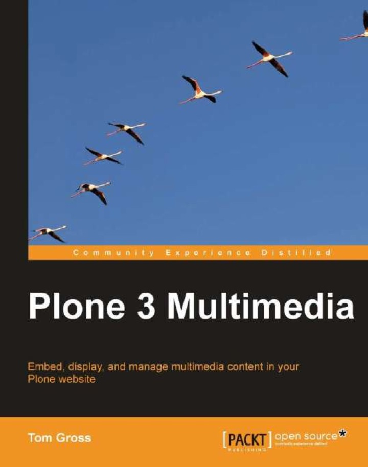 Plone 3 Multimedia