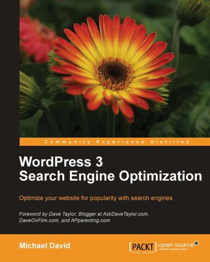 WordPress 3 Search Engine Optimization