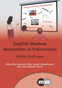 English-Medium Instruction at Universities              by             Aintzane Doiz