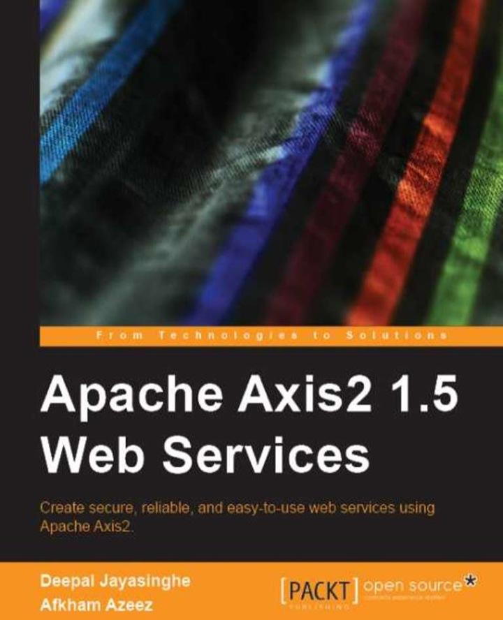 Apache Axis2 Web Services