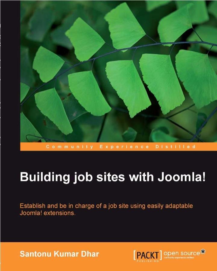 Building job sites with Joomla!
