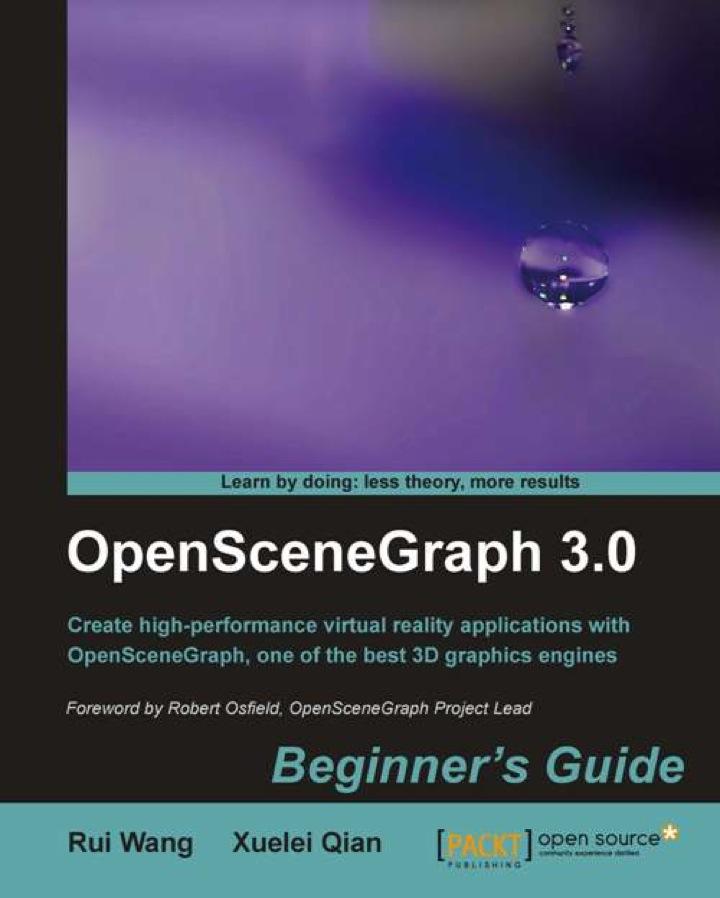 OpenSceneGraph 3.0: Beginner's Guide