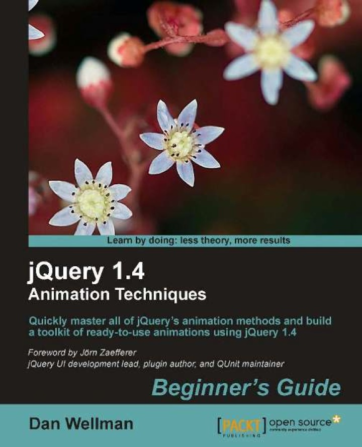 jQuery 1.4 Animation Techniques Beginners Guide