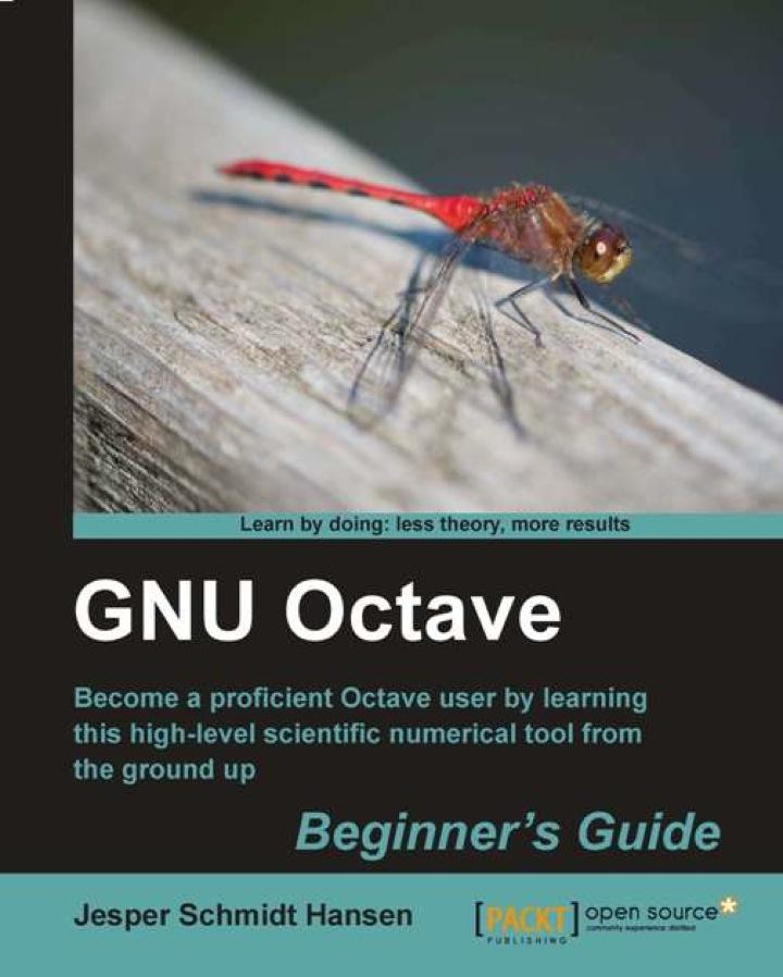 GNU Octave Beginner's Guide