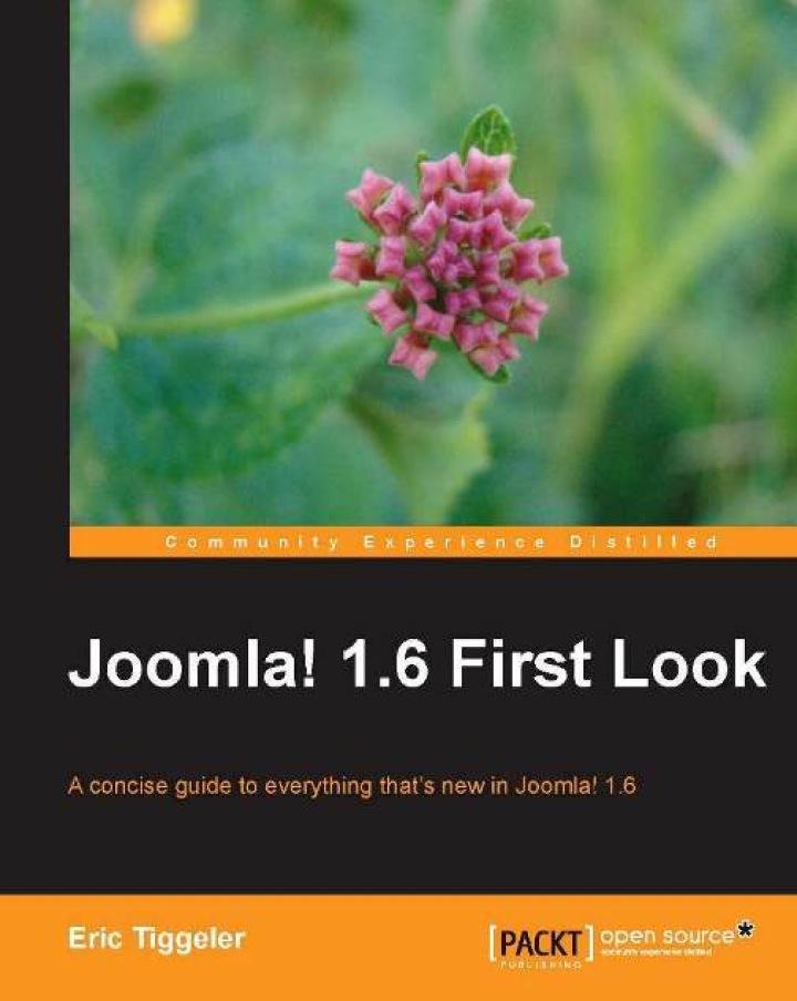 Joomla! 1.6 First Look