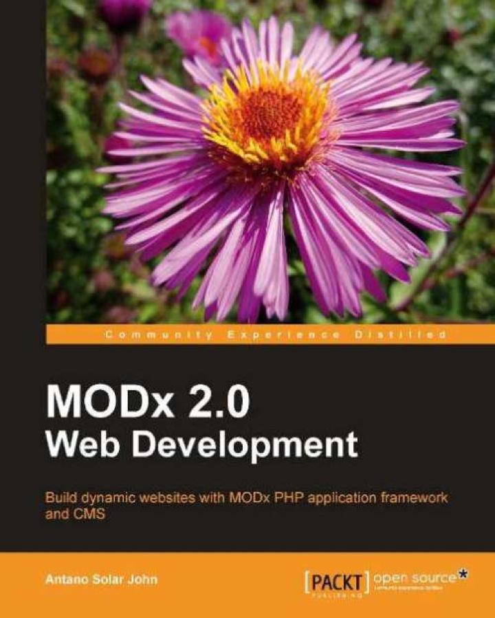 MODx Web Development Second Edition