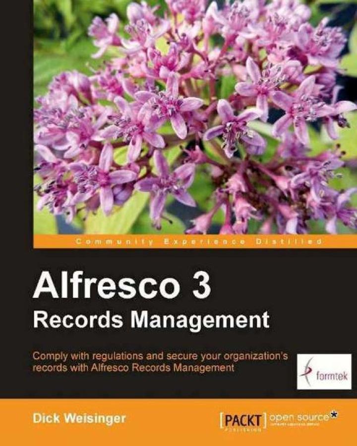 Alfresco 3 Records Management