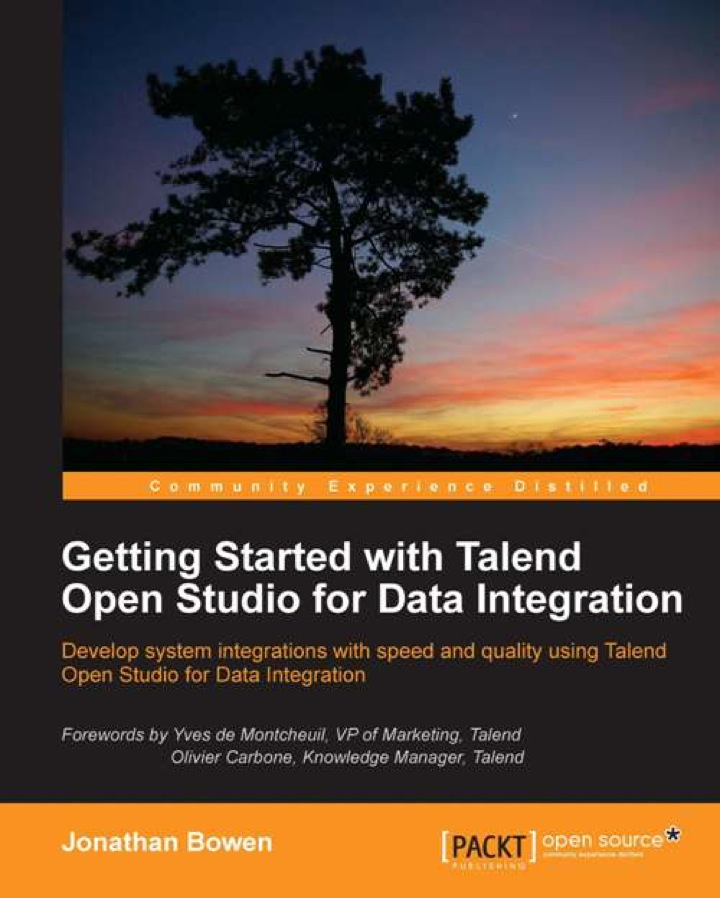 Getting Started with Talend Open Studio for Data Integration