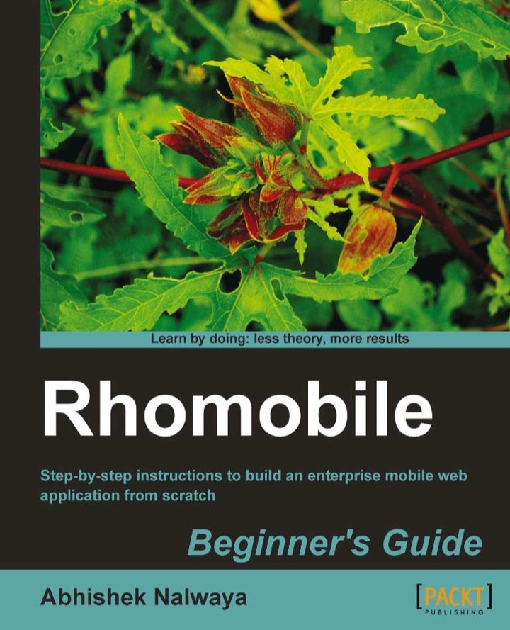 Rhomobile Beginner's Guide