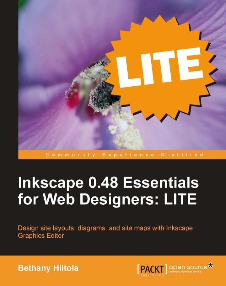 Inkscape 0.48 Essentials for Web Designers: LITE