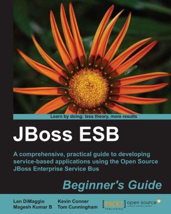 JBoss ESB Beginner's Guide
