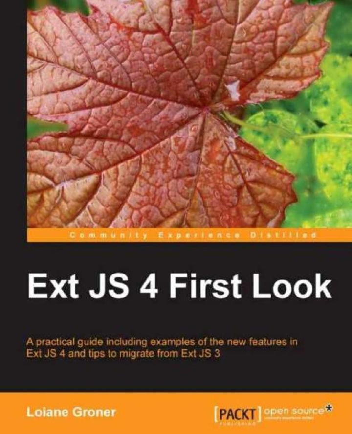 Ext JS 4 First Look
