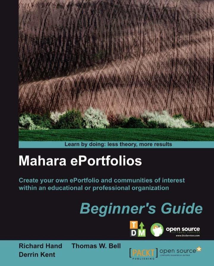 Mahara ePortfolios: Beginner's Guide
