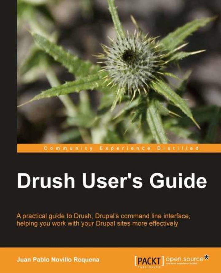 Drush User's Guide