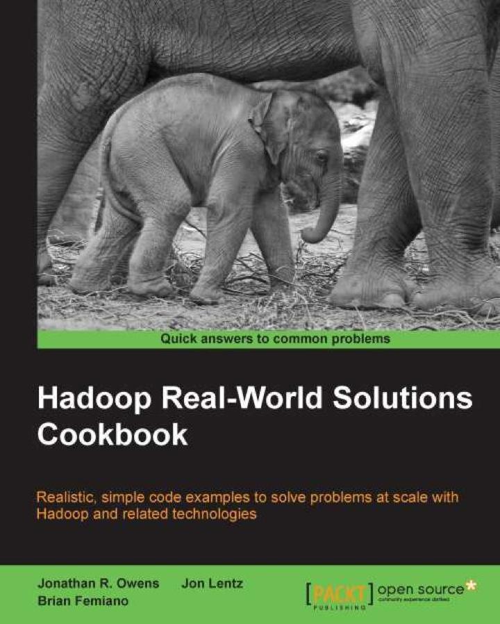 Hadoop Real-World Solutions Cookbook