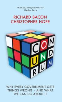 Conundrum              by             Richard Bacon