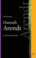 Hannah Arendt 9781849646116