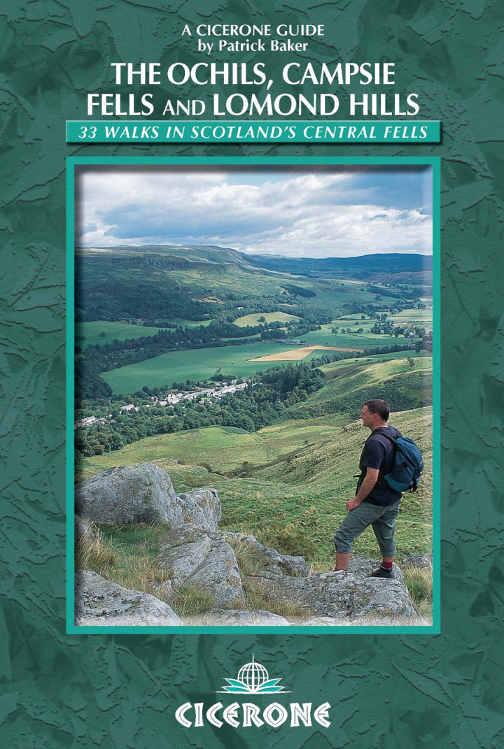 Walking in the Ochils, Campsie Fells and Lomond Hills