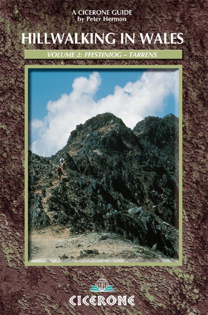 Hillwalking in Wales - Vol 2